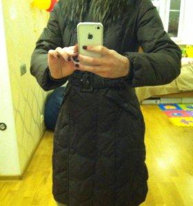 Зимнее пальто savage пуховик женский