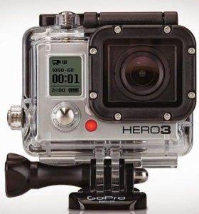 Go pro Hero3 black edition