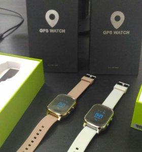 ⌚ Часы для пожилых или подростков с GPS