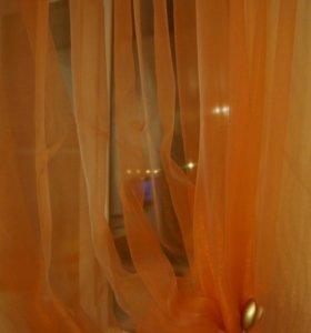 Тюль органза шторы