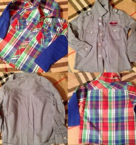 Рубашки 98/104