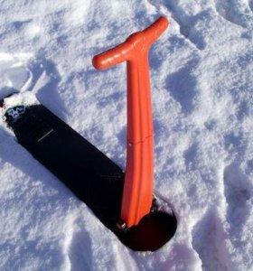 Снежный самокат