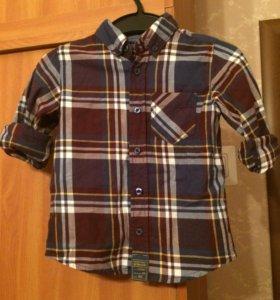 Reserved рубашка для мальчика