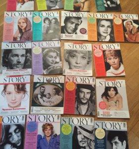 Журналы, 19шт.