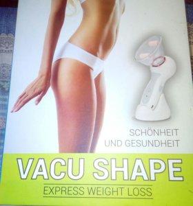 """Вакуумный массажер """"Vacu shape"""""""