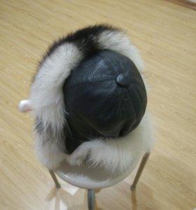Новая шапка меховая