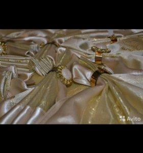 Скатерть с салфетками