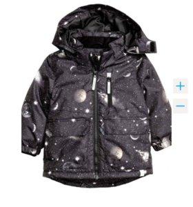 Новая куртка hm 110