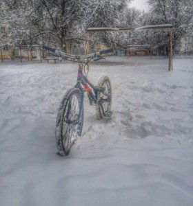 Велосипед триал .