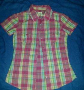 Рубашка L.O.G.G by H&M, новая