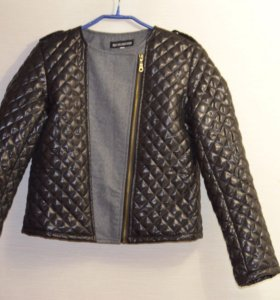 Новая Куртка демисезонная