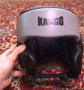 Шлем для занятий единоборствами