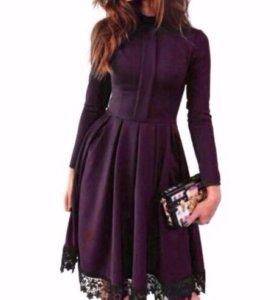 Платье+подарок чокер (кружево)