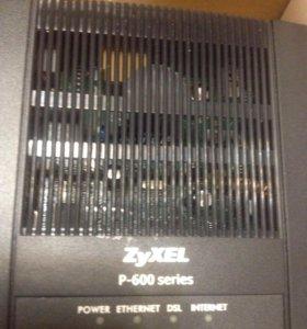 ADSL2+ модем