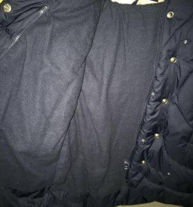 Новое пальто Brums