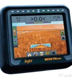 Aвтопилот TeeJet + GPS курсоуказатель Matrix 570