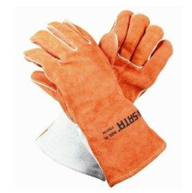 Краги рабочие кожаные SATA FS0105