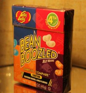Bean boozled (конфеты из Гарри Поттера)