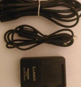 Зарядное для Panasonic Lumix (новое).