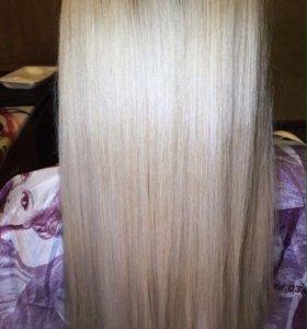 Услуга полировки волос