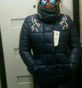 Куртка новая весна 46размер
