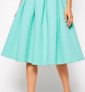 Объемная юбка Asos новая