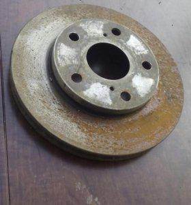 Торм.диск на ипсум 10 кузов
