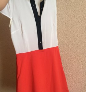 платье летнее, свободное