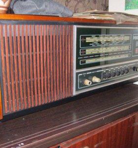 Ламповая радиола Рекорд 314