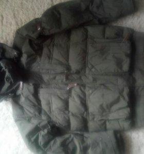 Куртка мужская зимняя пуховик