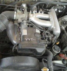 Двигатель 1jzge vvti Toyota