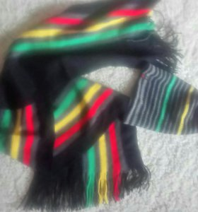 Шапка и шарф!