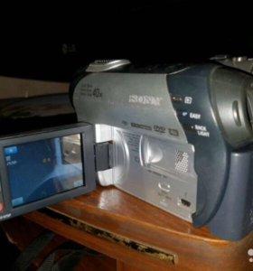 Camera Sony DCR-DVD109E