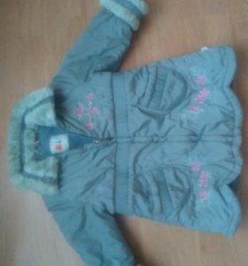 Пальто на синтепоне Orby 98