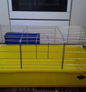 Клетка для свинки,кролика