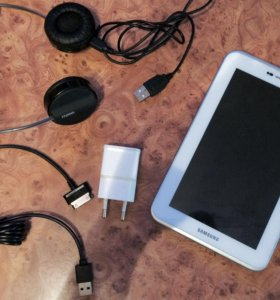 Планшет-телефон SAMSUNG GALAXY Tab 2