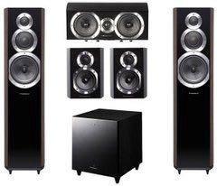 Продам акустическую систему Wharfedale 5.1