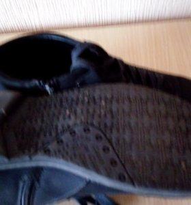Демиссизонные ботинки