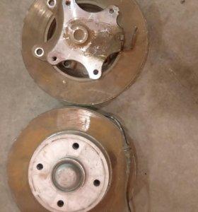 Тормозные диски задние Peugeot 308