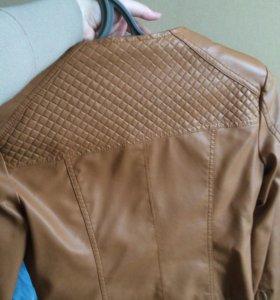 Koton кожаная куртка