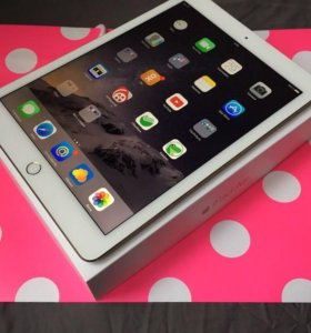 Apple iPad Air 2 64 gb Gold Ростест