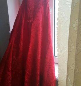 Вечерная платье 48 -50размер