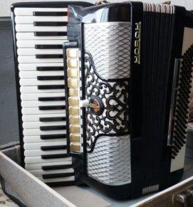 Немецкий аккордеон, полный