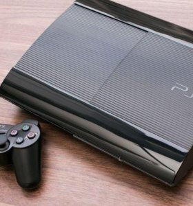 Sony PS3 super slim 500gb+ps vita 16gb или обмен