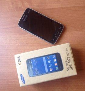 Смартфон Samsung Galaxy Ace 4 Neo Duos SM-G318H/DS