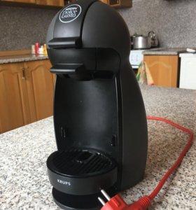 Dolce Gusto капсульная кофемашина