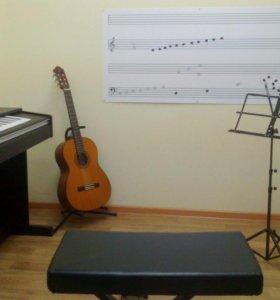 Профессиональные курсы игры на гитаре