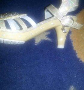 Туфли  маленькой принцессы