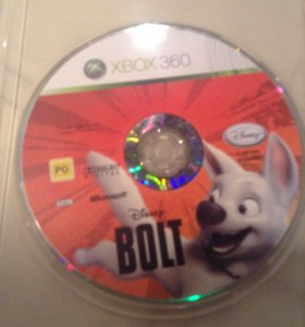 Игра Bolt на Xbox 360