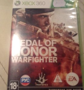 Medal of Honor Warfighter на Xbox 360